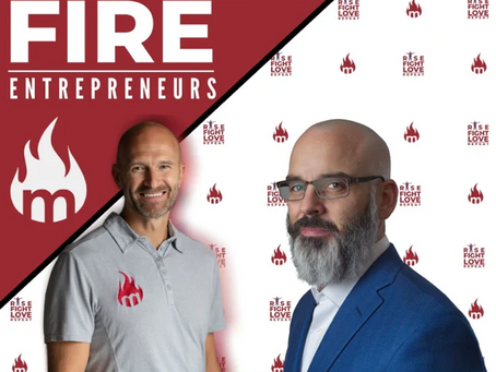 Curt Mercadante on The Morning Fire Podcast