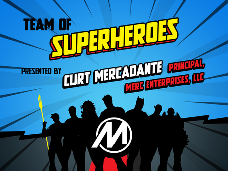 How to Build a Team of Superheroes