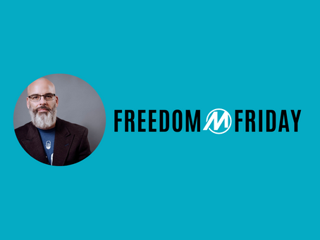 """FREEDOM FRIDAY: """"I don't give a shit."""""""