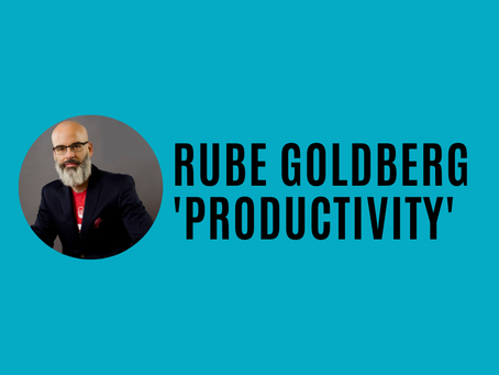 Channeling Rube Goldberg for Your Daily Schedule