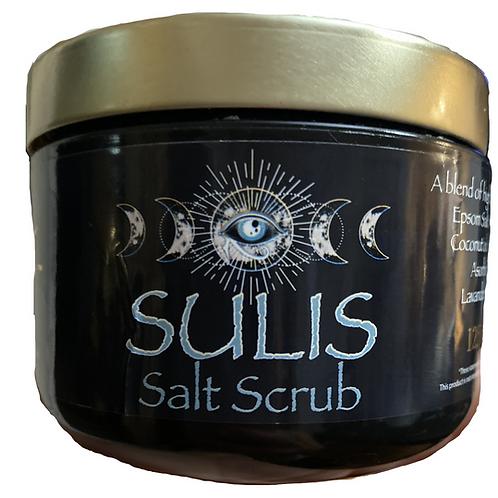 Sulis Salt Scrub