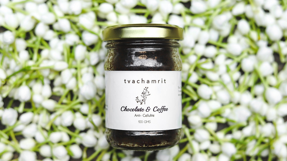 Chocolate and Coffee Body Scrub