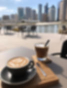 Espresso Lab Qasr al Hosn review