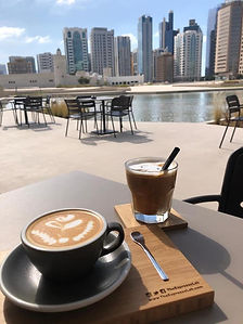 Espresso Lab Qasr al Hosn review