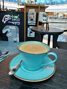 Kopi Ketjil Marina Mall Abu Dhabi
