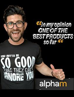 AlphaM Aaron Marino