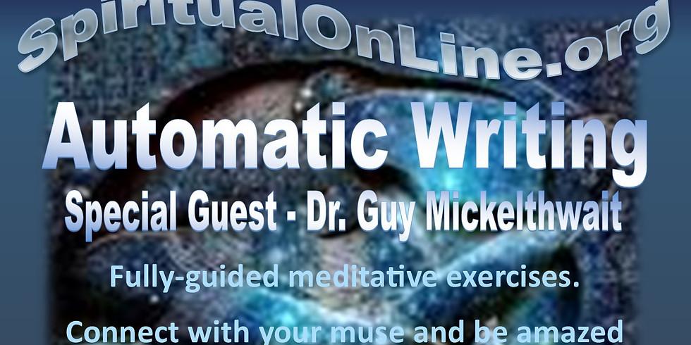 Automatic Writing & Spirituality