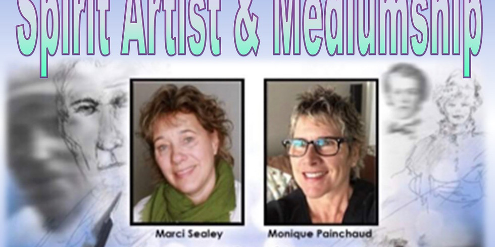 Mediumship and Spirit Portrait Artistry Demonstration - SPECIAL GUESTS