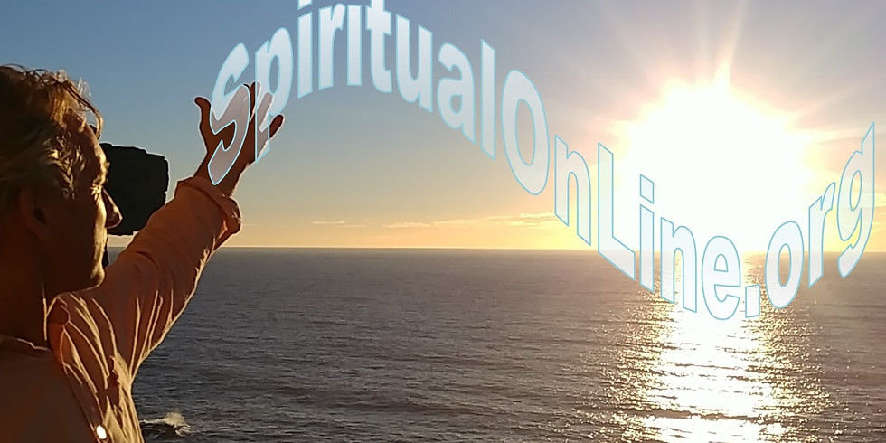 Spiritual Guided Meditation, Sharing and Inner Develoment - Interactive
