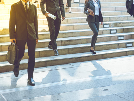 Be a Step-Down Leader: A Radical, New Paradigm for Leading in Anxious Times