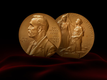 A Nobel Prize for Courage