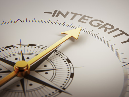 Lessons from a Simple Act of Integrity