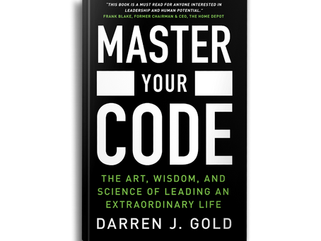 Master Your Code Excerpt - Chapter Five: I forgive Unconditionally