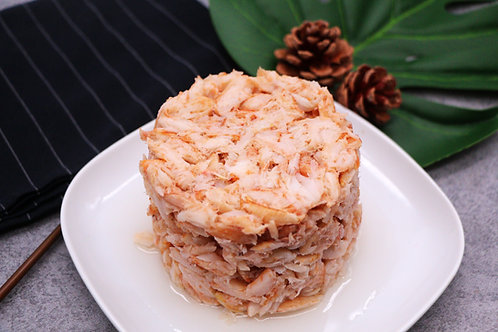 Crab Meat (Claw Meat) - Frozen