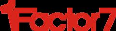 Factor 7 logo