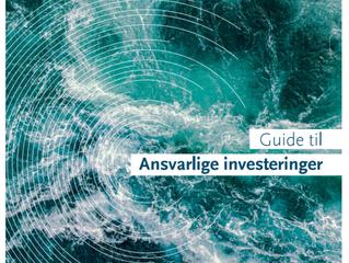 Åpen lansering av Norsifs guide om ansvarlige investeringer