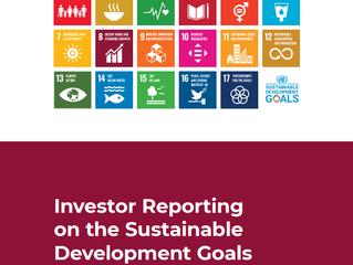 Undersøkelse om investorers rapportering om FNs bærekraftsmål