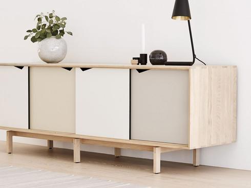 Andersen Furniture Credenzas