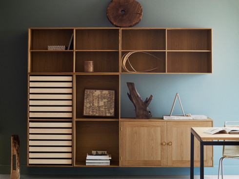 Carl Hansen for the Private Office