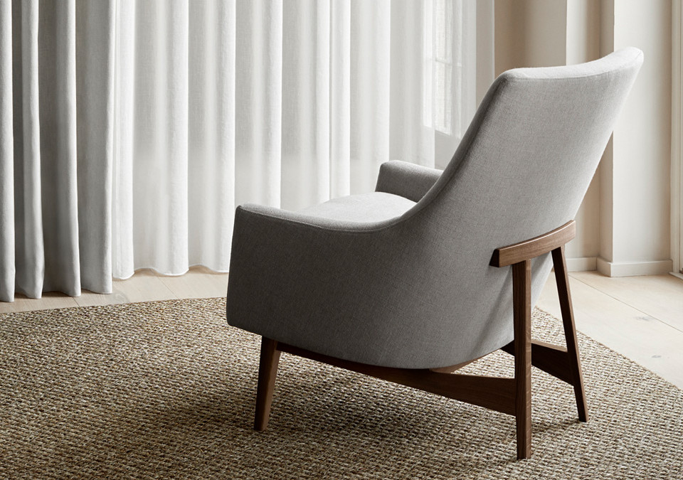 Anthom Design House | Fredericia introduces the A-Chair