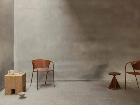 Brace chair by Jonas Wagell for Mitab
