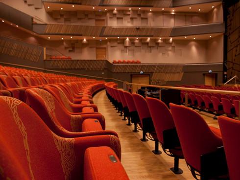 Zen Auditorium Seating by Gärsnäs