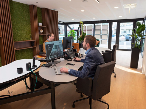 Bulo | Senses for the Workplace by Nathalie Van Reeth