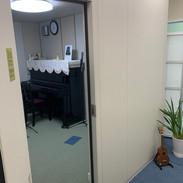 練習室A入り口