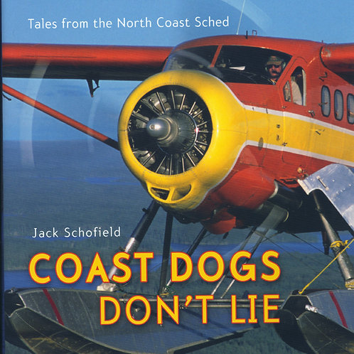 THE COAST DOG TRILOGY - 3 BOOKS by  JACK SCHOFIELD