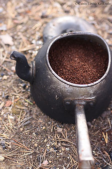 SocionomkonsultCLK kaffepanna