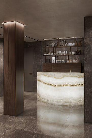 THE LEGACY SPA Devoted to Nurturing the