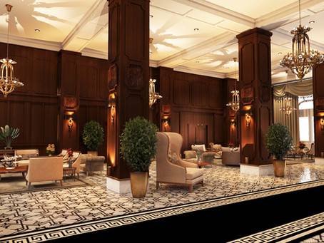 It's Time For Some Introduction. Where Elegance Meets Swanky! Luxury HOTEL NORTHLAND