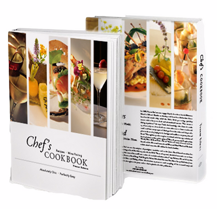 CHEF'S COOKBOOK by Yvonne Roberts