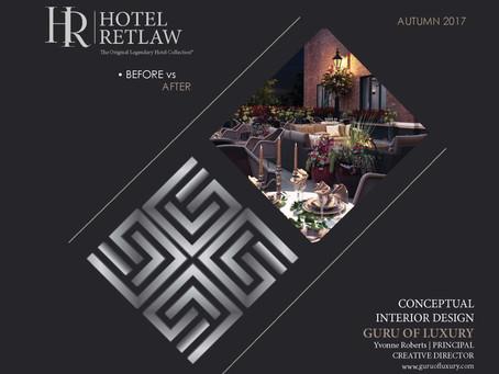 Sneak Peek – Before vs. After... 'It's Not Just Design; It's A Lifestyle' Hotel Retl