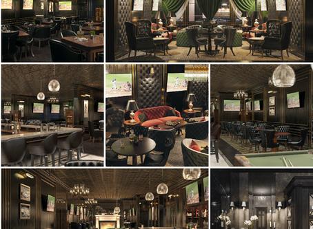 HOTEL RETLAW | PLAYER'S CLUB  Sports & Gaming Tavern