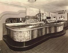 960-3791 retlaw hotel interior bar 150.j
