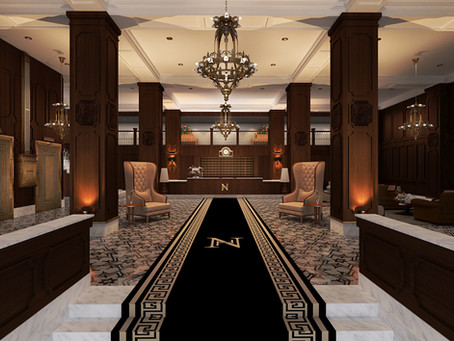 HOTEL NORTHLAND  HISTORIC LANDMARK | Green Bay, WI (3.4 mile from Lambeau Field)