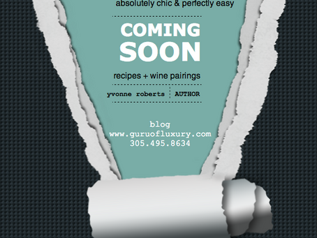 Chef's COOKBOOK | COMING SOON