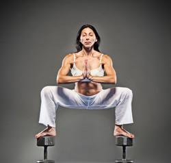 Yoga & Weight Trainer