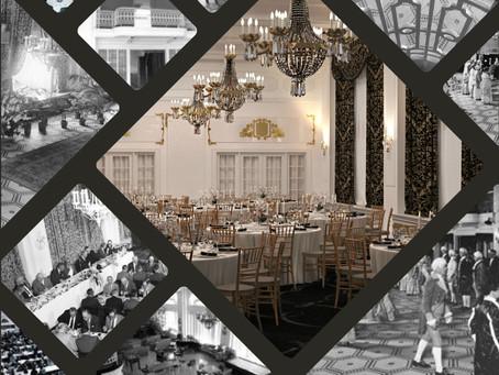 GURU OF LUXURY DESIGN JOURNEY Historic Images March 1924 and March 2016  Interior Design Rendering.