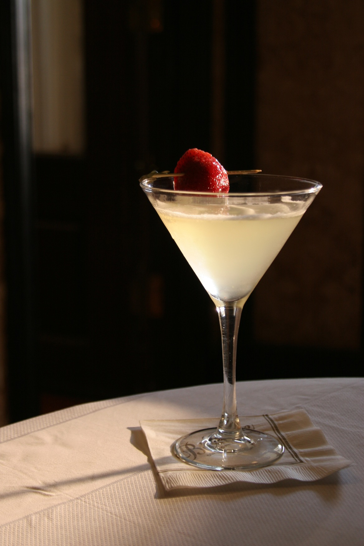 Chef's COOKBOOK | Perfect Lady Martini