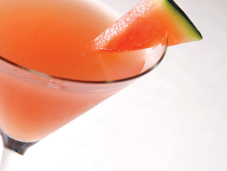 WATERMELON MARTINI Chef's COOKBOOK by Yvonne Roberts