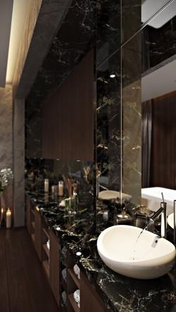 HOTEL NORTHLAND | WELLNESS SPA | INTERIOR DESIGN + 3D RENDERING | GURU OF LUXURY