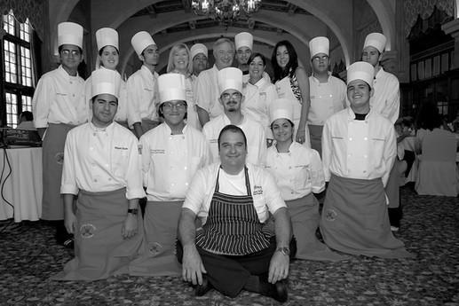 Yvonne Robert Mayor Slesnick and Culinar