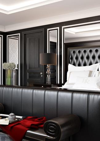 HOTEL RETLAW _ ONE-BEDROOM  SUITE + TWO