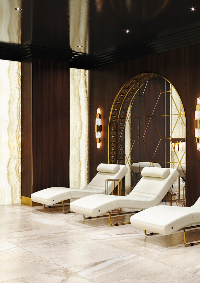 THE LEGACY HOTEL - SPA RELAXATION LOUNGE