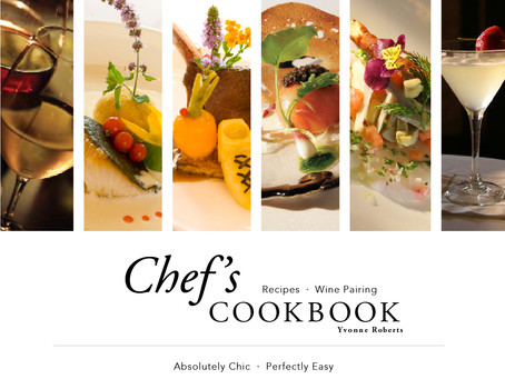RENOWNED HOSPITALITY CONSULTANT RELEASES NEW COOKBOOK!