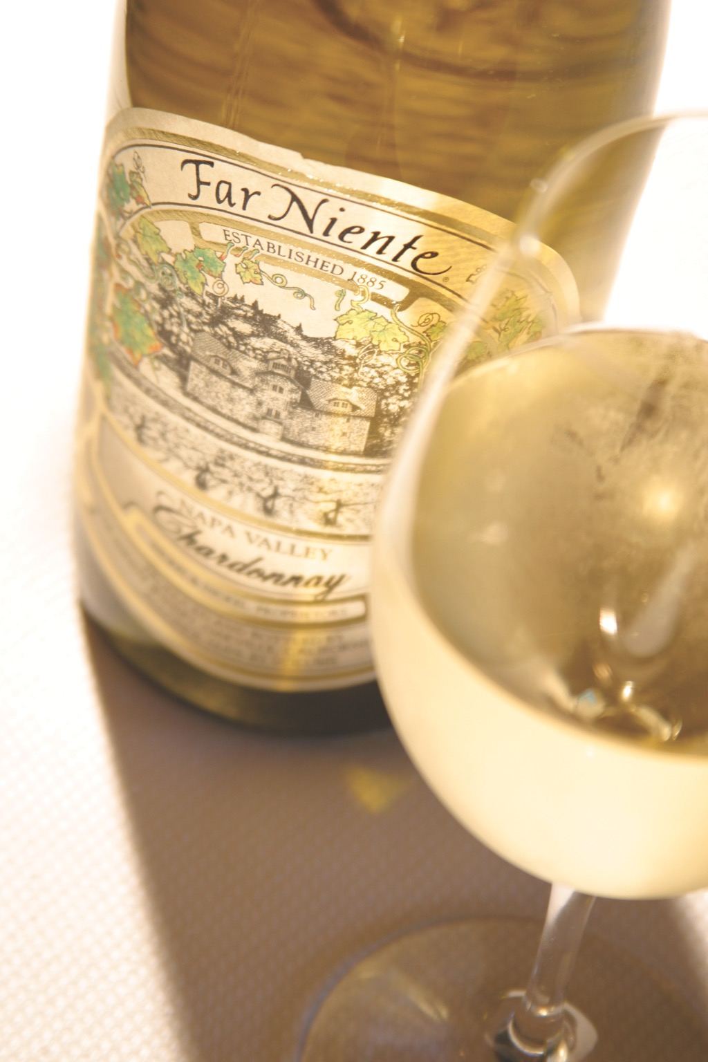 Chef's COOKBOOK | Far Niente Chardonnay