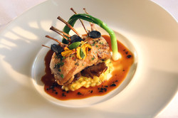 Chef's COOKBOOK | Roasted Rack of Rabbit