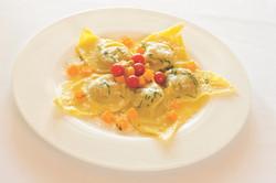 Chef's COOKBOOK | RAVIOLI DI ZUCCA